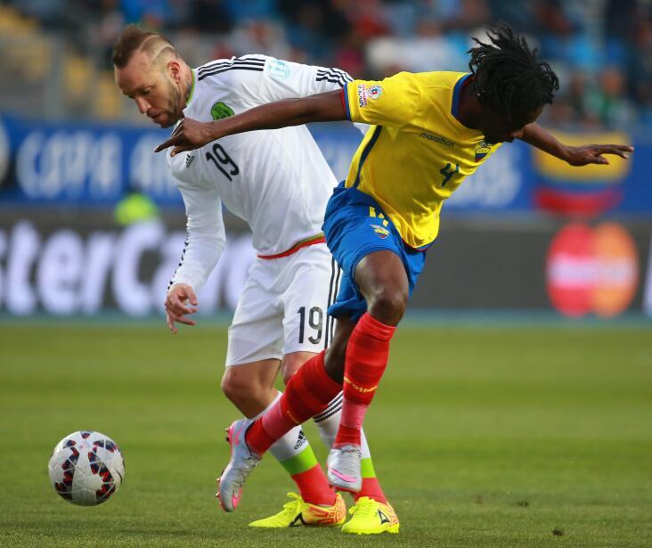 México vs. Ecuador