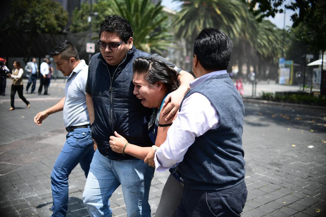 Terremoto México