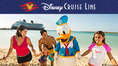 Disney Cruise Line KQ105