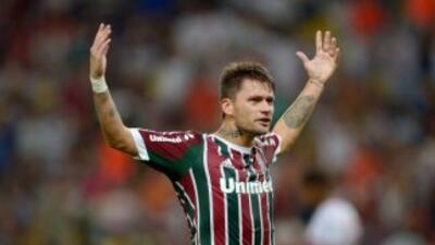 Fluminense suma 15 puntos en el Campeonato Brasileño.