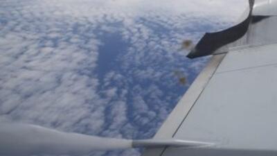 Trabajan contrarreloj para encontrar las cajas negras del avión malasio...