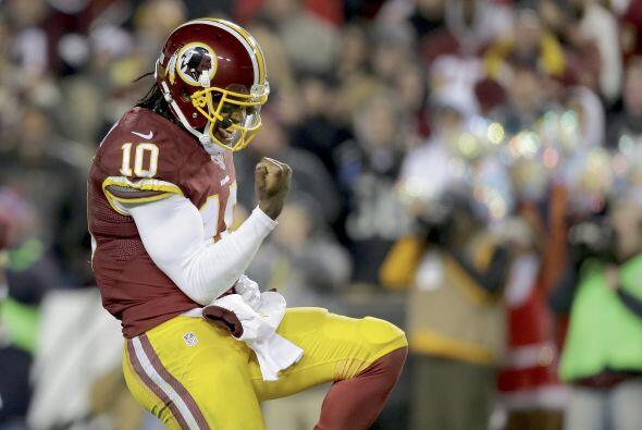 5.- Washington Redskins (AP-NFL).