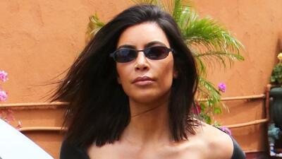El cambio de look de Kim Kardashian que sorprendió a sus seguidores
