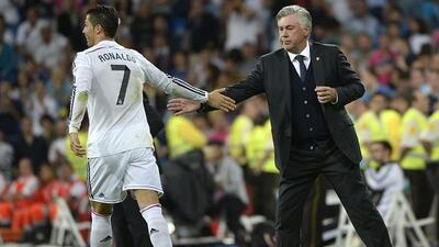 El técnico del Real Madrid no tiene dudas de que el portugués repetirá c...