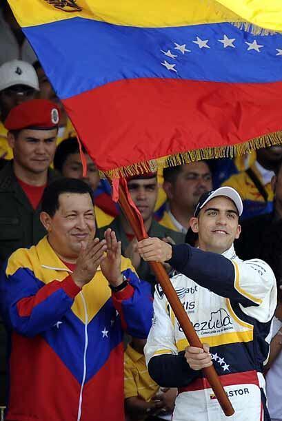 Chávez dijo que Maldonado era parte de lo positivo que tiene el p...