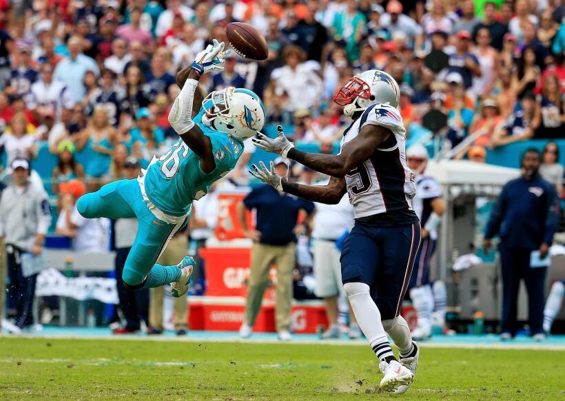 Tom Brady tuvo un mal día en Florida y los Patriots fueron derrot...