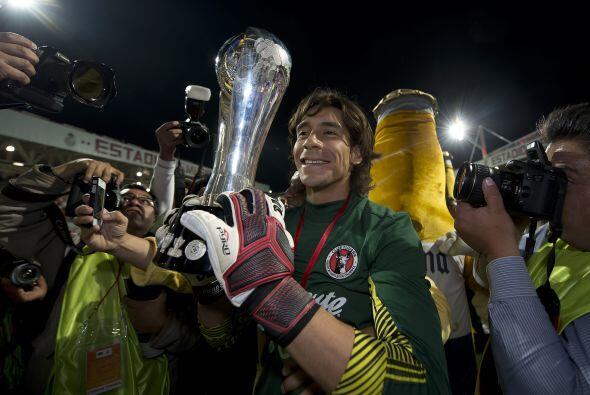 Tras dos partidos ante Toluca el Tijuana saldría campeón de la liga con...