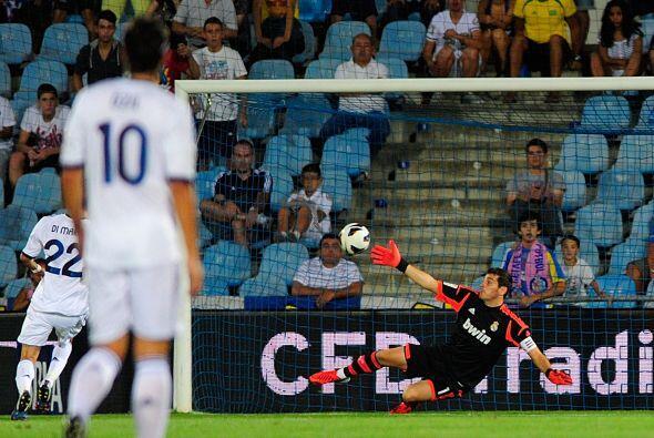 Lo único que faltaba, le daban la vuelta al Madrid.
