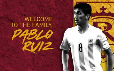 Pablo Ruiz Real Salt Lake