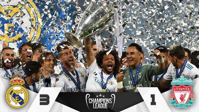¡Bale por la 13! La hegemonía del Real Madrid se expande