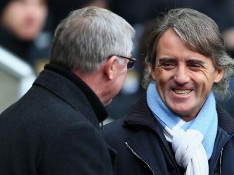Manchester se dividió debido al duelo entre sus dos equipos, el C...