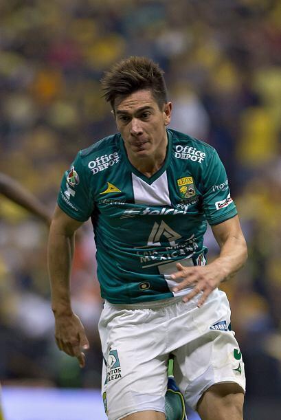 Juan Ignacio González.- A pesar de haber hecho el autogol que pon...
