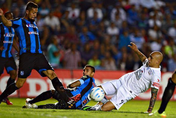 Las mejores imágenes del Querétaro vs. Pachuca y del Tijuana vs. Tigres...