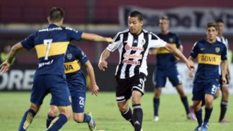 Boca Juniors no tuvo piedad del equipo venezolano