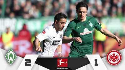 Marco Fabián colabora en jugadón del Eintracht, pero su equipo pierde ante el Bremen