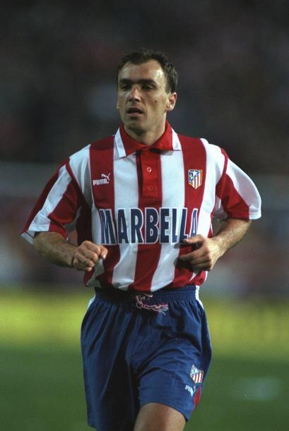 1997: A Milinko Pantić, del Atlético de Madrid, le bastaron cinco goles.