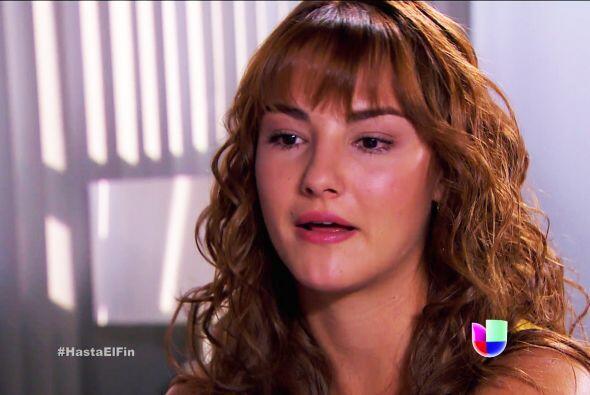Ellas no tienen la culpa de enamorarse. Daniela quedó rendida ante Lucas...