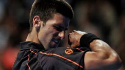 El serbio Djokovic desea un Grand Slam más, se llevó el primero de la te...