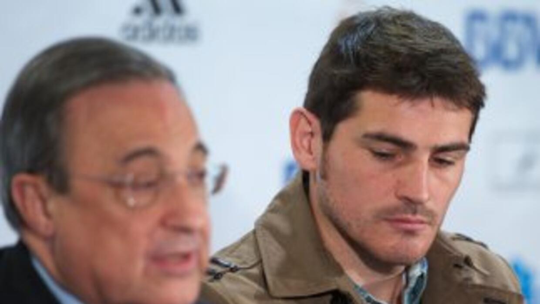 El presidente del club negó que la directiva madridista dé órdenes a Anc...