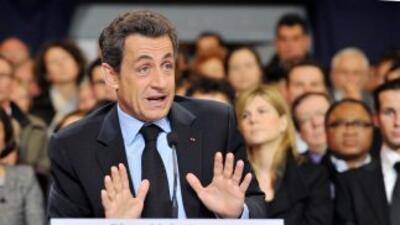 Las disputas diplomáticas que existen entre México y Francia han hecho q...