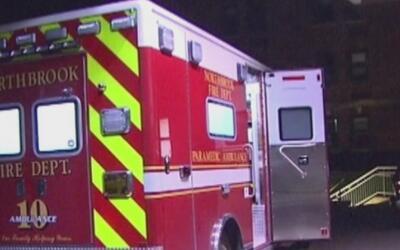 Milagro en autopista de Chicago: una mujer dio a luz en su vehículo