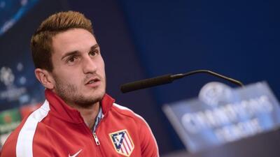 El mediocampista del Atlético de Madrid piensa que vencerán al Madrid.
