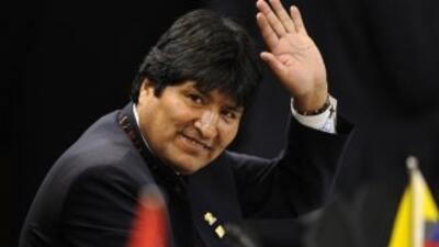 El presidente boliviano Evo Morales ha desatado polémica ante su anuncio...