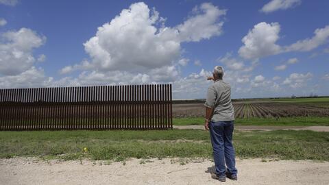Todavía quedan muchas dudas sobre cómo será, en concreto, el muro que pl...