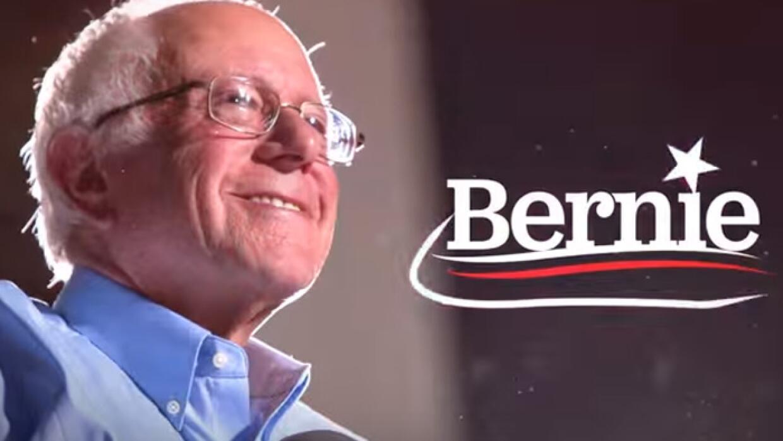 Imagen tomada del anuncio de Bernie Sanders