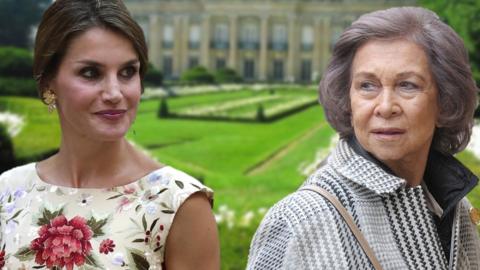 Resultado de imagen para familia real de espan