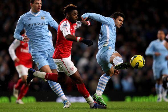 'Citizens' y 'Reds' querían quedarse con los tres puntos, los primeros p...