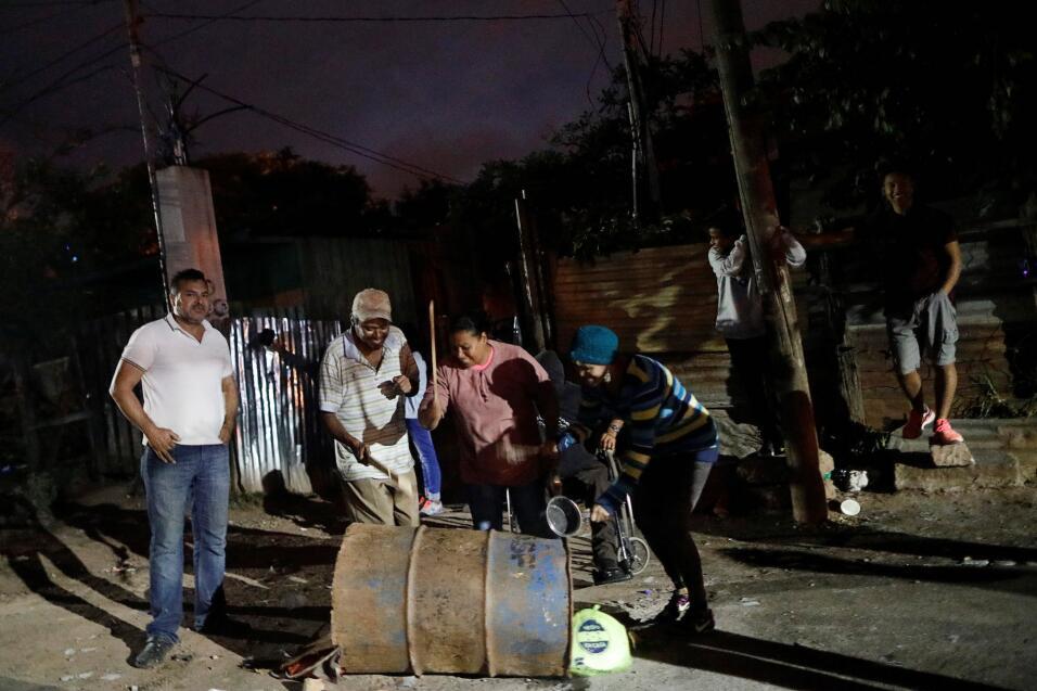 Sin presidente electo en Honduras: qué posibles soluciones hay protesta-...