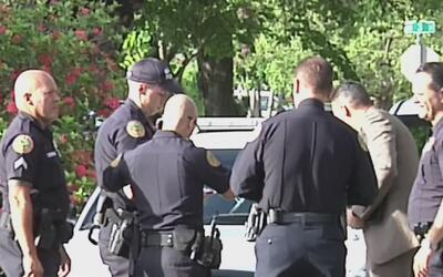 Un residente detiene a un sospechoso de robo de vehículos en Flagami