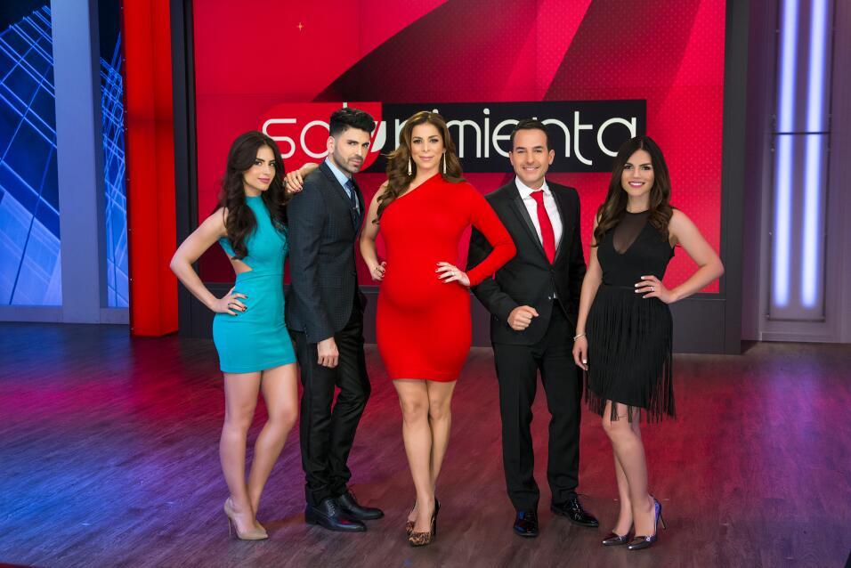 Mucha emoción se vivió en el primer programa de Sal y Pimienta en UniMás...