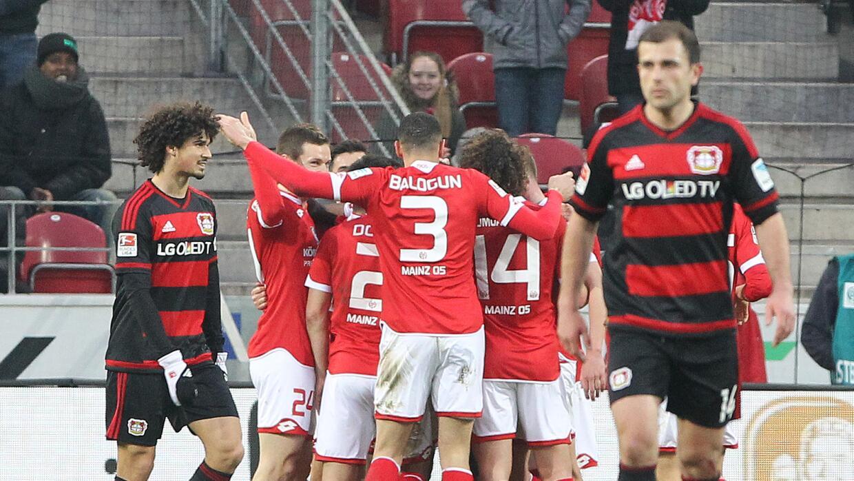 Mainz vs. Bayer Leverkusen