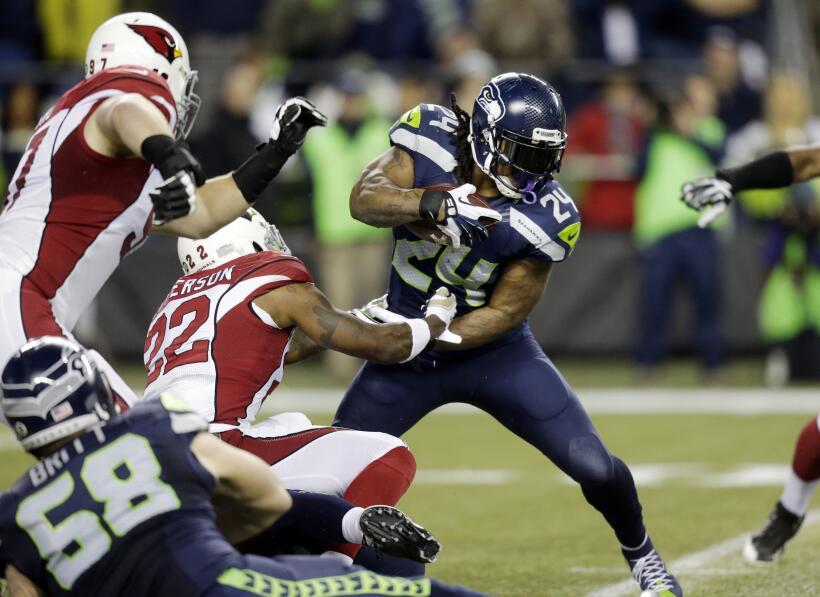 Los Cardinal salieron avantes del duelo ante los Seahawks 39-32. ¡...
