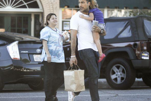 Sin importar lo que digan los demás, Jaime Camil es un papá moderno y sa...