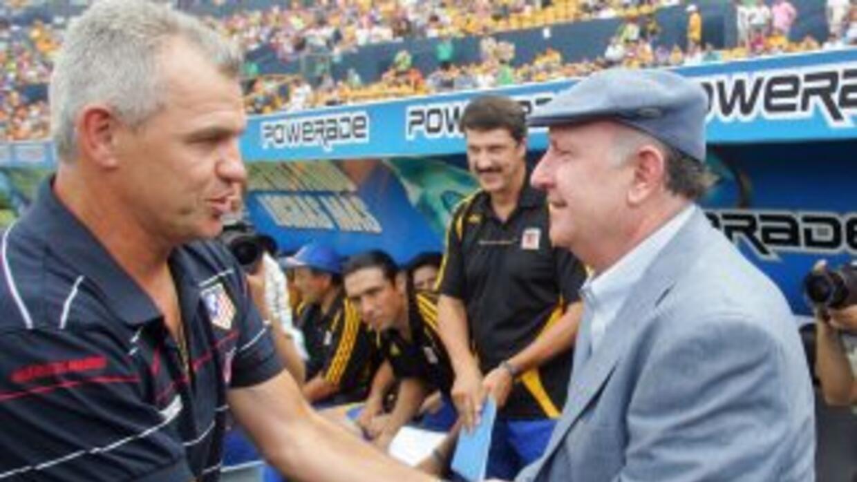 Javier Aguirre y Manuel Lapuente nuevos miembros del salón de la fama de...