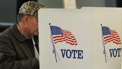Millones de latinos votaron en los comicios presidenciales de 2008 por B...