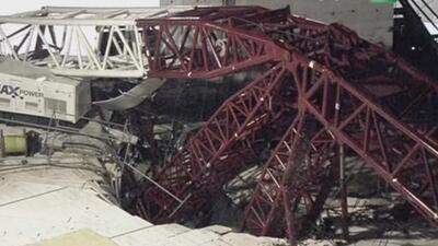 Al menos cien muertos al caer una grúa en la mezquita de La Meca