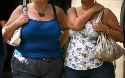 Miles de personas hacen un esfuerzo por perder peso: una resoluci&oacute...
