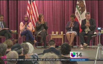 Líderes de Oakland ofrecen un foro para indocumentados en Fruitvale