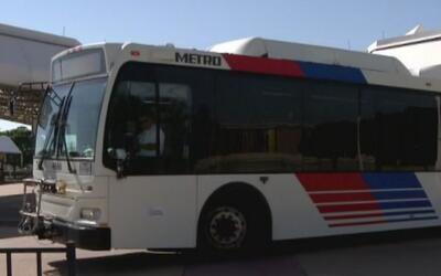 Transporte gratis para estudiantes del área desde el primero de junio ha...