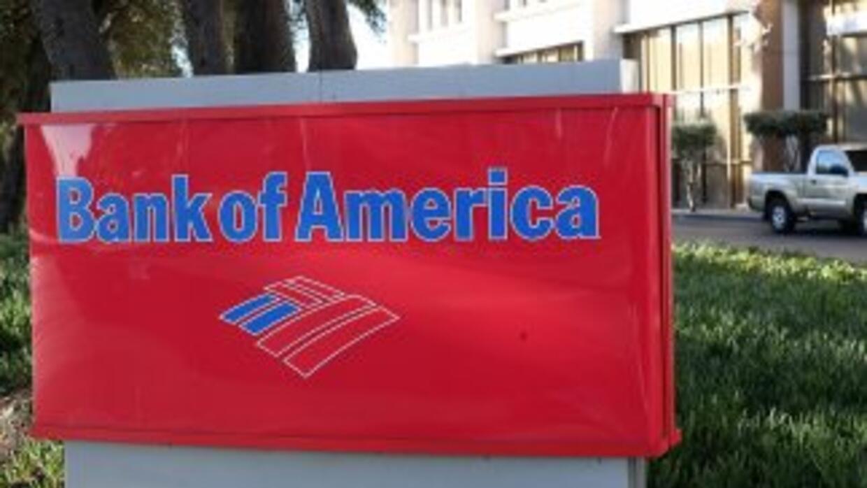 Bank of America.