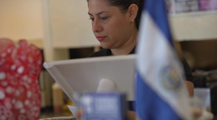 El salvadoreño Darwin Cerén, embajador y figura en la MLS foto17.JPG