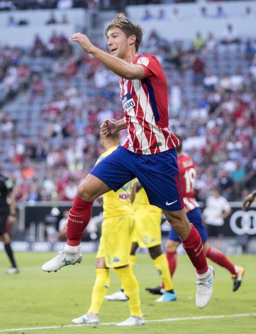 Las oportunidades para Luciano Vietto en el Atlético del 'Cholo'...