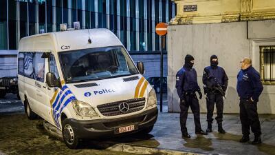 Bélgica persigue a sospechosos de terrorismo