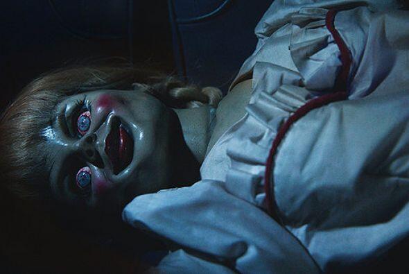 Annabelle está basada en hechos reales y se estrena el 3 de octubre.