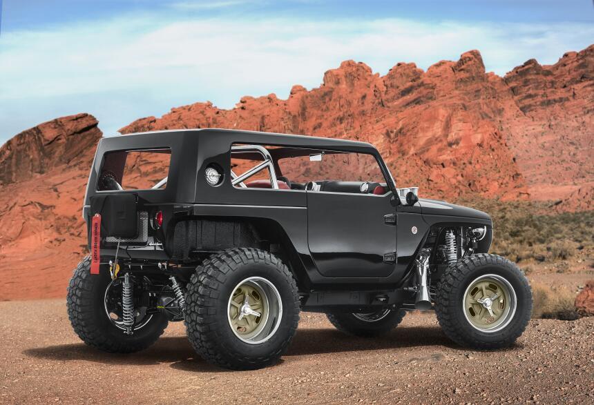 Los conceptos que llegarán el Safari de Pascua Jeep 2017  CN017_008JP_ff...