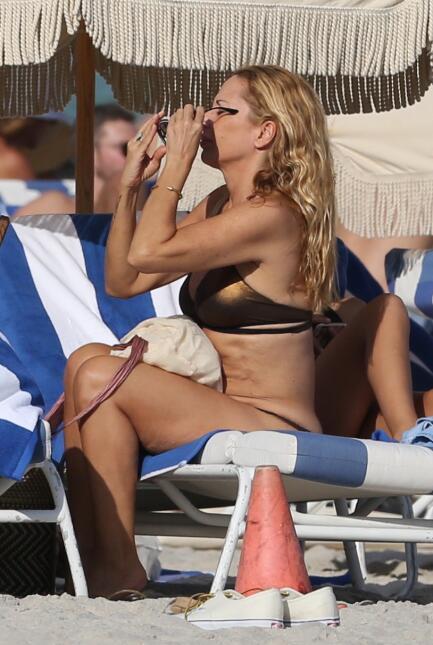 Marta Sánchez en Miami Beach